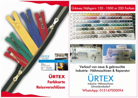 Ürtex Katalog